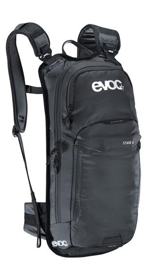 EVOC Stage fietsrugzak 6 L zwart